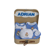 Canastilla maletín Real Madrid