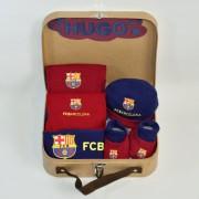 canastilla bebe fc barcelona