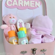 canastilla para baby shower baby