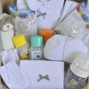canastillas para el bebé niño niña
