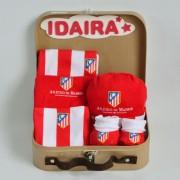 cesta bebé Atlético de Madrid