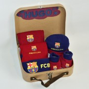 cesta nacimiento f.c. barcelona