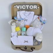 cesta de recién nacido
