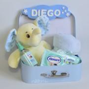 cesta para el bebé