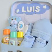 cestas y canastillas de nacimiento