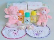 regalo baby shower para gemelos mellizos