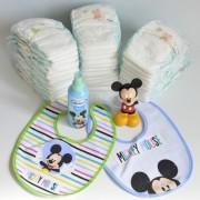 regalo bebe Mickey Minnie