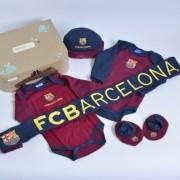 regalo bebe fc barcelona