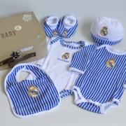 regalo nacimiento real madrid