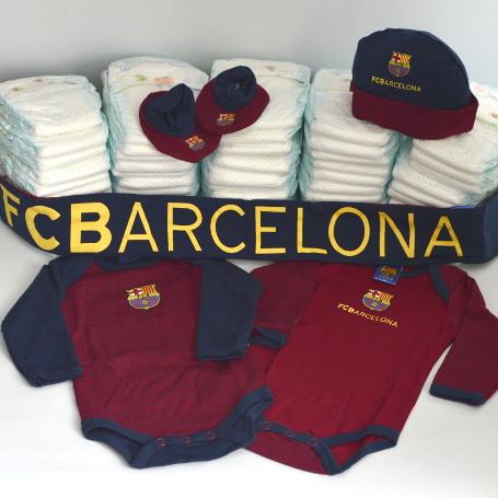 ... F.C. barcelona regalo para bebe barcelona ... 5bf26083ff0