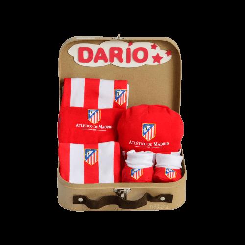 regalo recién nacido Atlético de Madrid