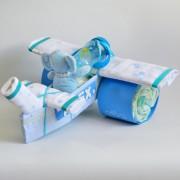 regalo recién nacido avión