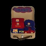 regalo recién nacido f.c. Barcelona