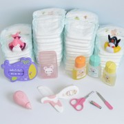 regalos-con-pañales-baño