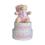 tartas de pañales online prince princess