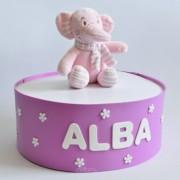 tartas de pañales para bebés