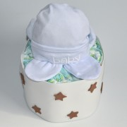 tartas de pañales regalo celebraciones baby