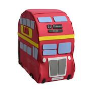 Original tarta de pañales autobús Londres