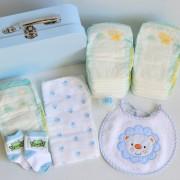 canastillas y cestas para bebé