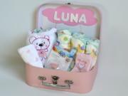 cesta para recién nacido