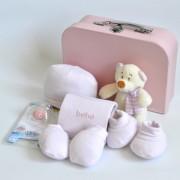 canastilla para recién nacido