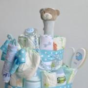 pastel de pañales online