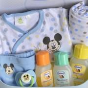 regalo baby shower mickey minnie