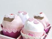 babyshower cupcakes de pañales