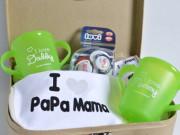 Canastilla regalo bebe personalizado