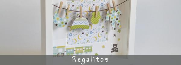cuadros de bebe y regalos para decorar la habitación del bebé