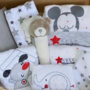 cesta para el bebe Mickey Mouse