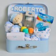 canastilla nacimiento online bebé