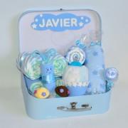 canastilla para recién nacido bebe dulce