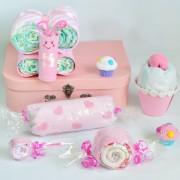 canastilla personalizada bebé dulce