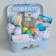 cesta bebe personalizada