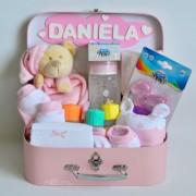 cesta de nacimiento bebe