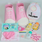 regalo baby shower zapatillas