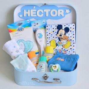 regalo bebé Mickey Minnie