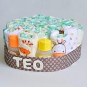 tartas de pañales baratas