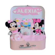 cesta bebe Mickey Minnie