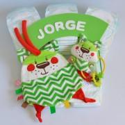 tartas de pañales personalizadas
