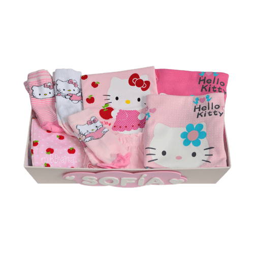 canastilla verano hello kitty