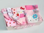 canastilla Hello Kitty