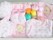 cesta regalo recién nacido