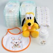 regalos con pañales personalizados
