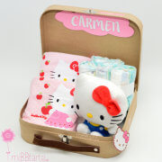 cesta nacimiento Hello Kitty