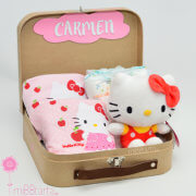 comprar canastilla bebé Hello Kitty