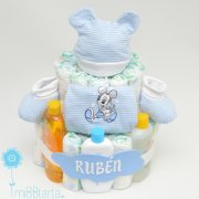 regalo bebe hospital minnie mickey disney