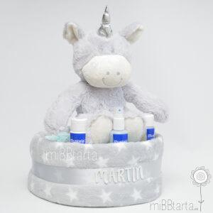 regalo bebe mustela unicornio