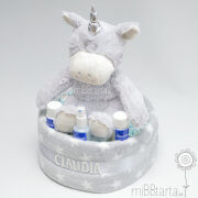 regalo nacimiento mustela unicornio